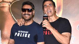 """Ajay Devgn Pushed Me Out of Phool Aur Kaante"", reveals Akshay Kumar"
