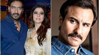 Kajol Breaks Silence over Rift with Saif Ali Khan