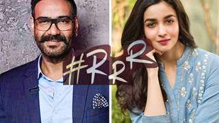 Suspense Revealed: Ajay-Alia's 'RRR' is Called 'Raghupati Raghav Rajaram'?