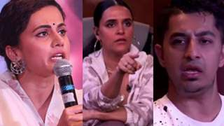 Neha Dhupia Breaks her Silence on Slamming a Male Contest for Slapping his Gf; Taapsee Pannu Comes Out in her Defense...