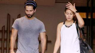 Shahid-Mira Receive BMC Warning over Using Gym amid Coronavirus Scare