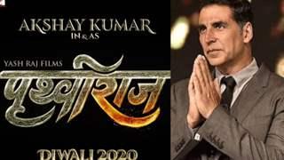 Akshay Kumar's Prithviraj Targeted by Karni Sena; Jaipur shoot Disrupted!