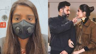 Sonam Kapoor and Anand Ahuja say 'We Are Quarantining', as they Return from London to India