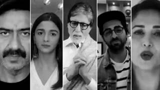 Bollywood Unites to Fight COVID-19: Amitabh Bachchan, Alia Bhatt, Akshay Kumar Raise Awareness