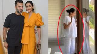 Fans Suspect Sonam Kapoor is Pregnant; Is she trying to hide her Baby Bump?