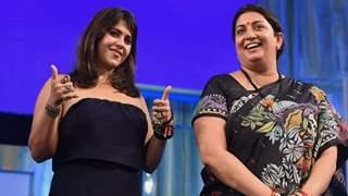 Ekta Kapoor Joins Smriti Irani's TwitterAntakshari Challenge & It Is Going Places