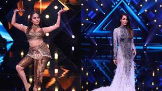 Malaika Arora connects to her Malayalee roots on India's Best Dancer with contestant Swetha Warrier!