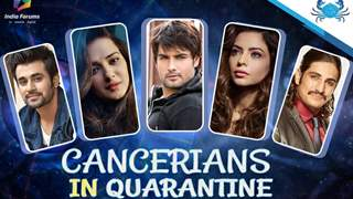 Cancer Compatibility With Quarantine: Vivian Dsena Makes The Most Of His Time At Home