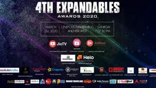 4th Expandables Awards 2020 postponed due to ongoing COVID-19 threat!
