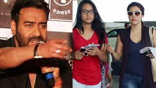 Ajay Devgn's Daughter Nysa was Rushed to the Hospital: Actor Slams the Report in the Most Classy Way
