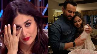 Kareena Couldn't Hold Back her Tears and Started Crying: Reveals Alaya