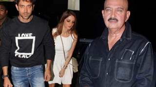 Rakesh Roshan's Reaction to Hrithik's Ex-Wife Sussane Khan's Decision of Returning Home