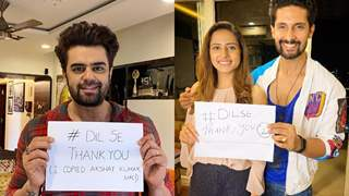 #DilSeThankYou: Actors Express Their Gratitude For Nation's Superheroes