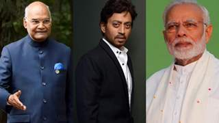 President of India Ram Nath Kovind and Prime Minister Narendra Modi mourn the death of Irrfan khan!
