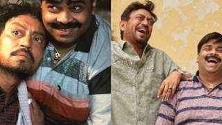 Kiku Sharda Reveals Irrfan Khan was going through a lot while shooting Angrezi Medium, but he never showed it on his face!