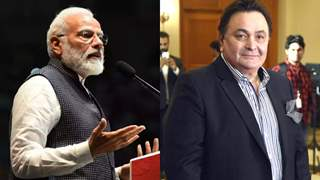 Prime Minister Narendra Modi Tweets his condolences for the Late actor Rishi Kapoor!