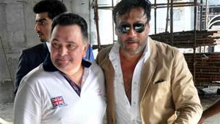 Jackie Shroff remembers Rishi Kapoor: He is embedded deeply in my heart forever!