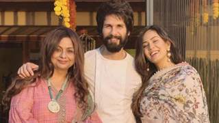 Shahid's Mother on Mira Rajput: First I Felt She is So Young But She Handled The Family Well; Reveals First Meeting