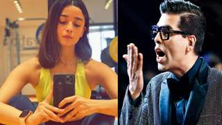Alia Bhatt's 'Loved One' Exposed, Thanks to Karan Johar; Find Out below