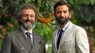 David Tennant & Michael Sheen To Star In Comedy, 'Staged'