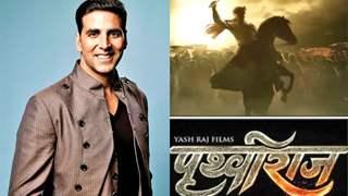 Akshay Kumar-starrer Prithviraj sets confirmed to be Destroyed before monsoon!