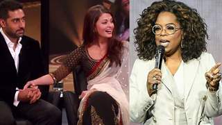 Aishwarya Tossed the Question to Abhishek Who Gave a Savage Reply to Oprah Winfrey Leaving her Speechless