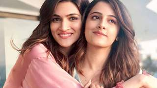 Kriti Sanon Scolds sister Nupur Sanon in an Adorable Way after she Dropped a Cute Comment on post
