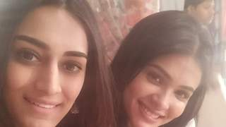 Did You know? 'Kasautii..' sisters Erica and Charvi were supposed to be sisters in this show too!