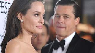 Angeline Jolie Reveals She Split From Brad Pitt Because of The 'Well-being' of Kids