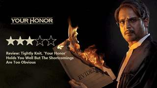 Review: Tightly Knit, 'Your Honor' Holds You Well But The Shortcomings Are Too Obvious