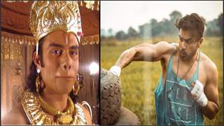 I struggled for one and half years before getting the role of Lord Hanuman; the role solved all my problems - Vikram Mastal