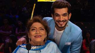 I'm glad I shared the stage with you in this lifetime: Arjun Bijlani on Saroj Khan's demise