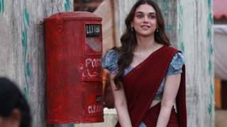 Aditi Rao Hydari reveals, 'I'm excited and very grateful' for the love her film 'Sufiyum Sujatayum' received from the audience!