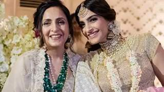 Sonam Kapoor Calls Her Mother in Law 'Cool'; says Spent Lockdown Dressing Up and Baking Together