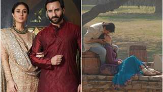 Saif Ali Khan Kisses Kareena Kapoor Khan's forehead; Unseen picture from Kurbaan goes viral!