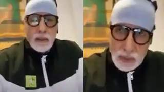 Recovering From COVID-19, Amitabh Bachchan Gives a Message For Everyone