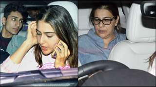 Sara Ali Khan Declares about her Corona Test after her Driver Tested Positive