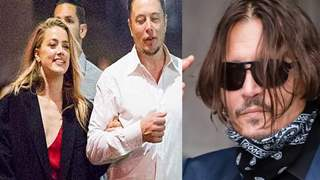 Elon Musk Gets Involved Into The Amber Heard-Johnny Depp Saga; 'Visited Heard Regularly' at Penthouse