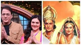 Arun Govil & Dipika Chikalia To Appear on Star Plus For the Ganeshotsav Special