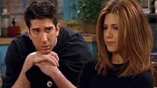 David Schwimmer Finally Settles The 'We Were on a Break' Debate Once and For All