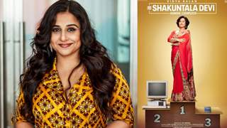 "Vidya Balan reveals no Alterations were made to the story of Shakuntala Devi, ""There's already too much drama"""