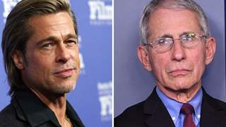 Brad Pitt's Emmy Nomination For 'SNL' Impersonation Described Surrealistic By Dr. Anthony Fauci