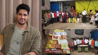 Without a Second Thought Sidharth Helped the Villager with Everything He had; Receives Heartfelt Gratitude for being their Savior