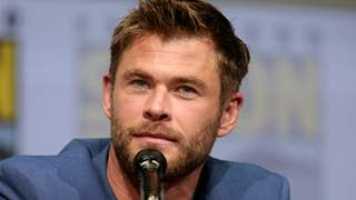 Chris Hemsworth To Swim With Sharks For National Geographic