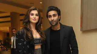 Tara Sutaria sends birthday wishes to her favourite person Aadar Jain; He says 'I love you'
