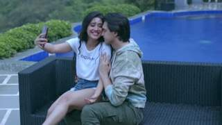 Shivangi Joshi and Mohsin Khan bring out the romance in monsoons with their first music video 'Baarish'
