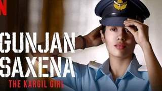 Gunjan Saxena: The Kargil Girl Review: Janhvi tries really Hard to Fly against all Odds in this Epic tale of Ready-made Struggles and Drama