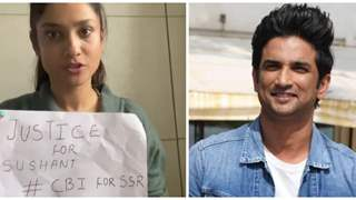 Ankita Lokhande shares a video demanding CBI probe in Sushant Singh Rajput's case!