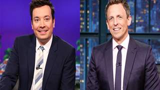 Seth Meyers Opens Up on Challenges in Filming From Home