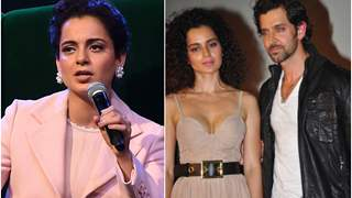 "Kangana Ranaut has no Doubts about her Affection for Hrithik, says ""Why suddenly he became so Hostile is a Mystery to me!"""